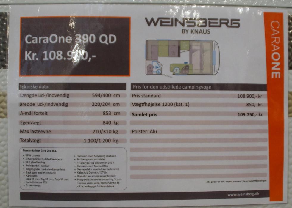 Weinsberg-Caraone