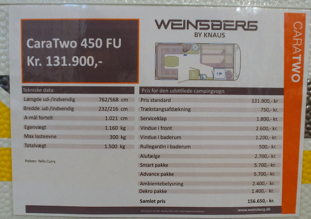 Weinsberg-Caratwo